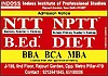 TEACHER TRAINING PROGRAMS- NTT/PTT/NPTT/B.ED(ADMISSIONS OPEN), DELHI