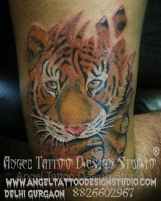 How Much Does This Tattoo Cost In India: Much Does Tattoo Cost Delhi