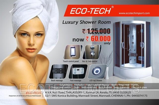 SHOWER ROOM, price ₨60,000 /pc(s)., buy Thalassery — ProMarket ...