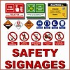 Safety Signages Posters