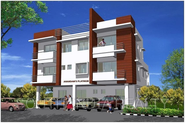 Beautiful Apartments Elevations India Picture - ReHoome.